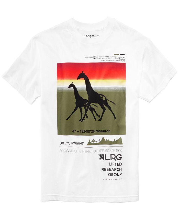 LRG - Men's Graphic-Print T-Shirt