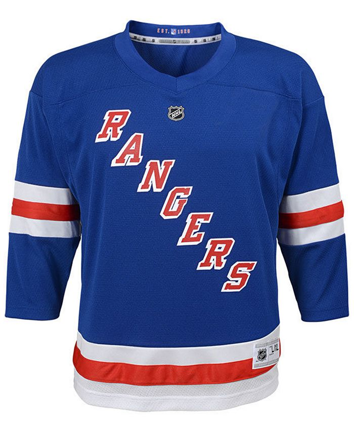 Authentic NHL Apparel - Blank Replica Jersey, Toddler Boys (2T-4T)