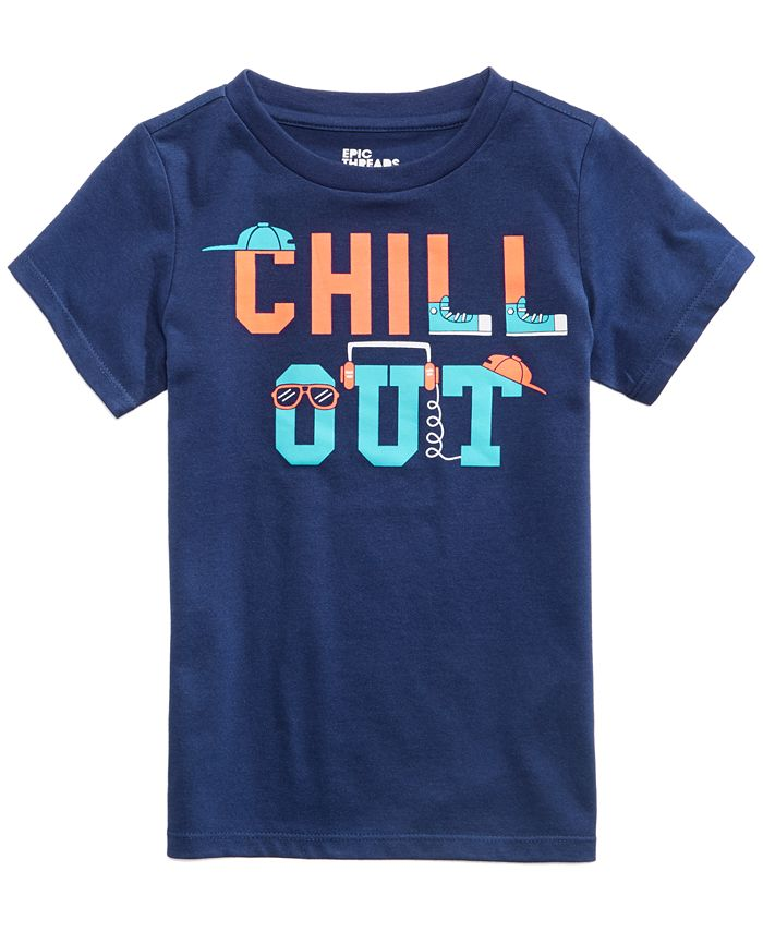 Epic Threads - Graphic-Print T-Shirt, Little Boys (2-7)