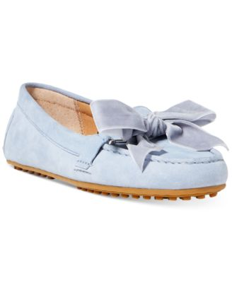 Bayleigh Bow Driving Moc Flats
