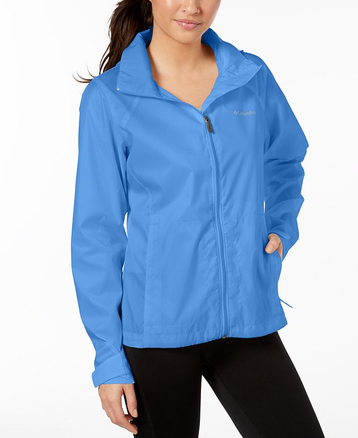 Columbia - Switchback Waterproof Packable Rain Jacket