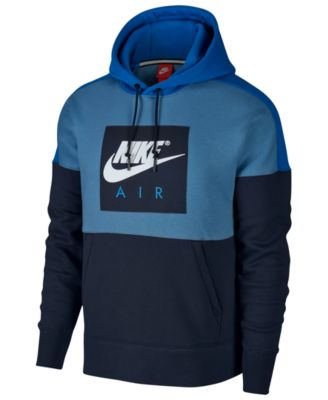 Nike Men's Air Colorblocked Hoodie