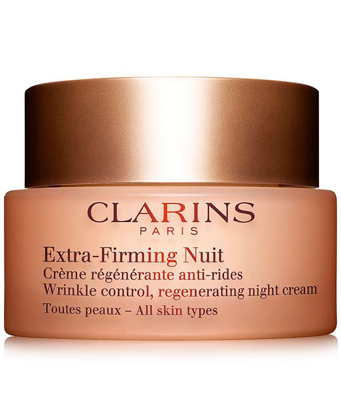 Clarins - Extra-Firming Night Cream - All Skin Types, 1.6-oz.