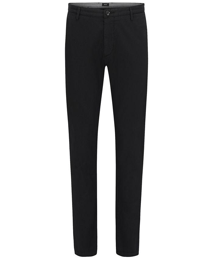 Hugo Boss - Men's Extra-Slim Fit Stretch Dress Pants