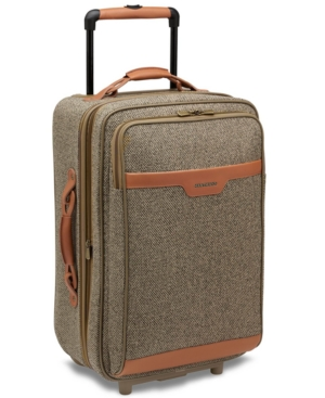 "Hartmann Suitcase, 22"" Tweed Expandable Upright"