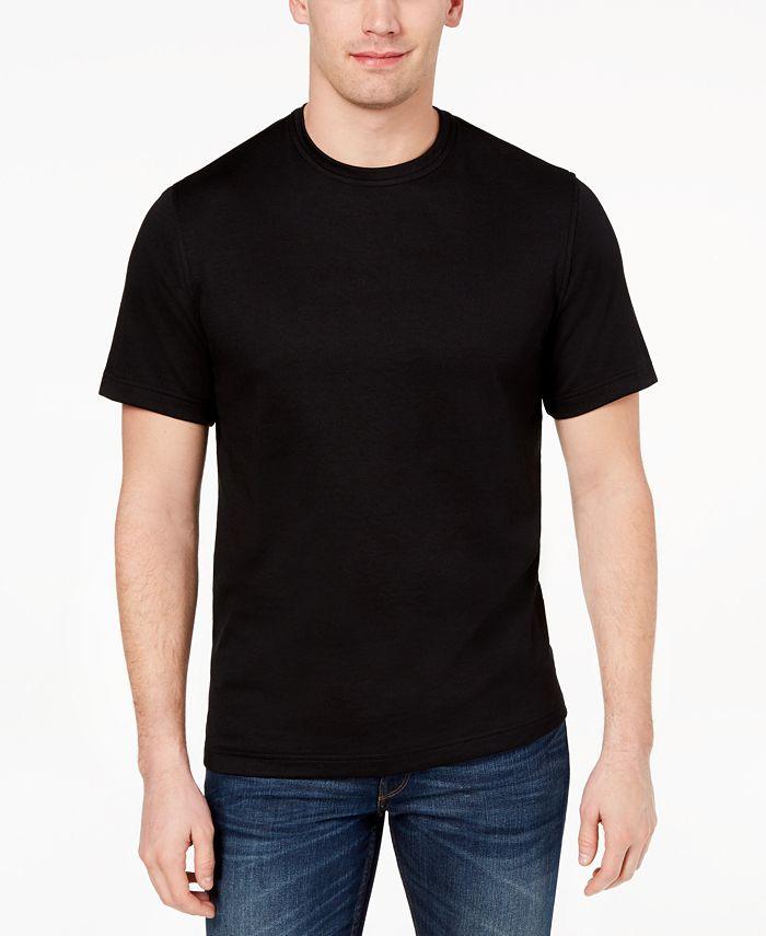 Tasso Elba - Men's Knit T-Shirt