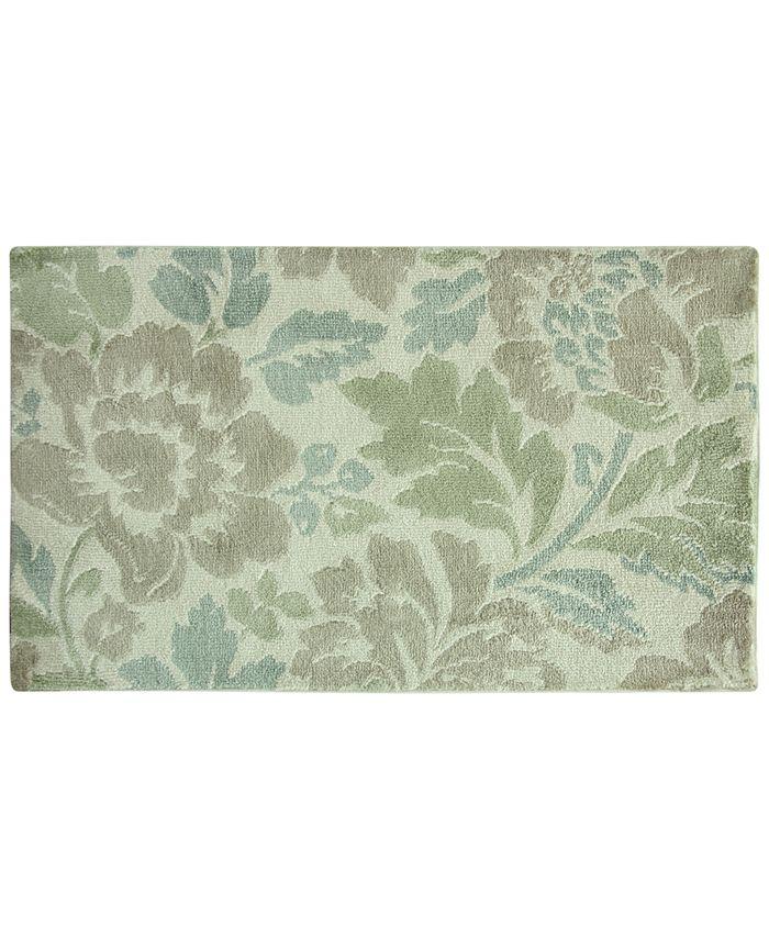 "Riviera Home - Cashlon Milady 27"" x 45"" Floral Accent Rug"