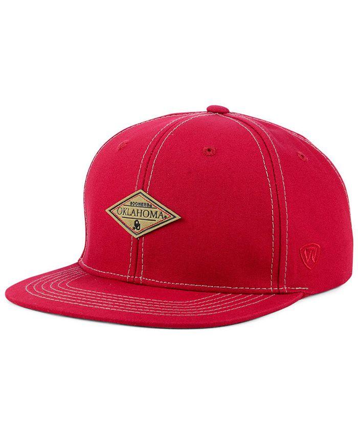 Top of the World - Diamonds Snapback Cap