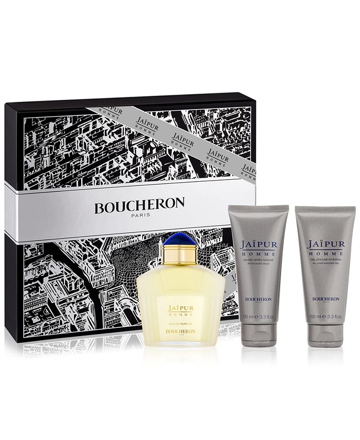 Boucheron - Men's 3-Pc. Jaïpur Homme Gift Set
