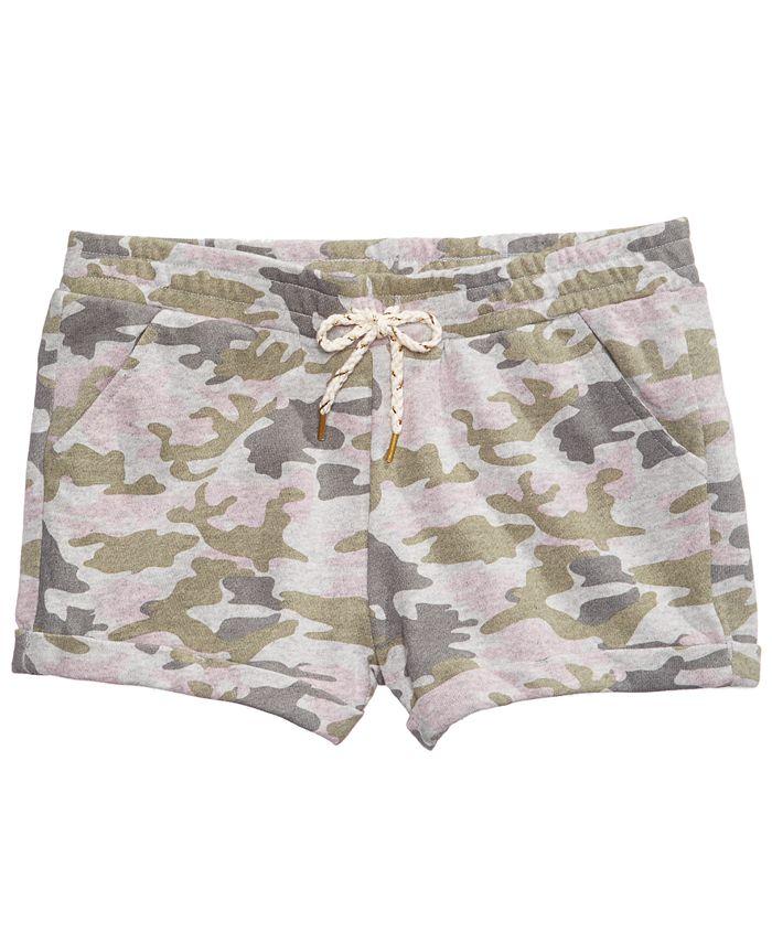 Epic Threads - Camouflage Shorts, Big Girls