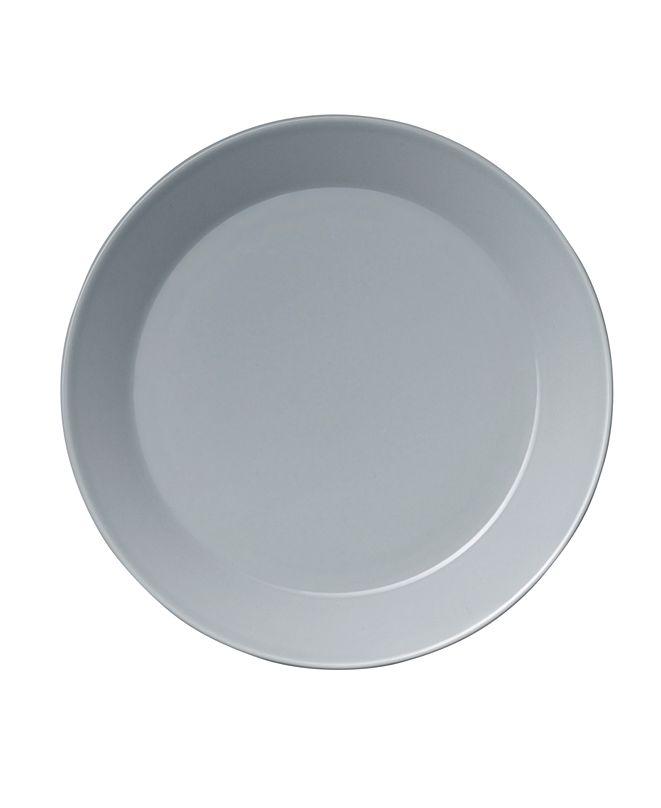 iittala Dinnerware, Teema Pearl Gray Dinner Plate