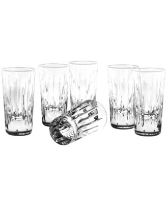 Reed & Barton Drinkware, Set of 6 Soho Shot Glasses