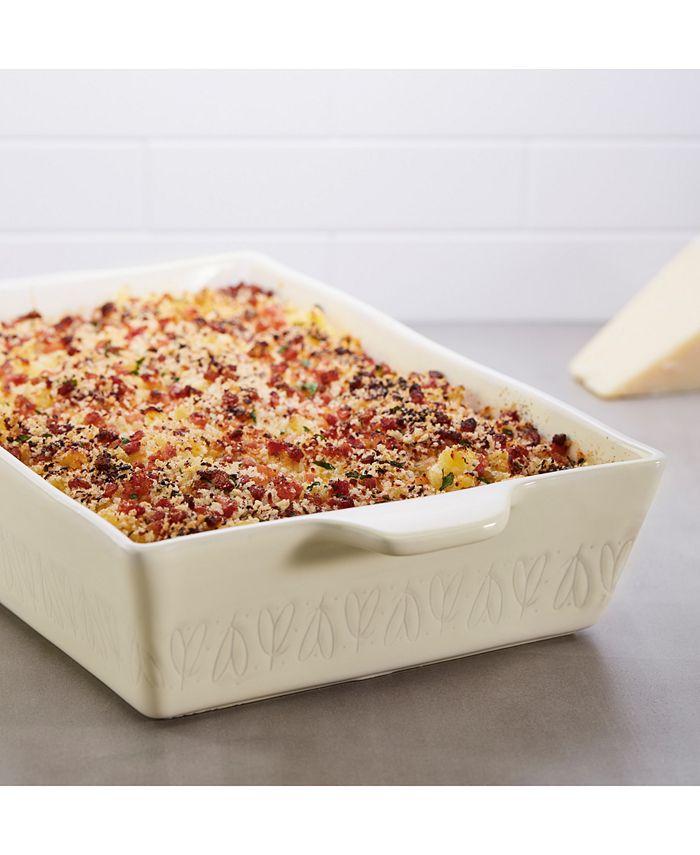 Ayesha Curry - Stoneware Rectangular Baking Dish