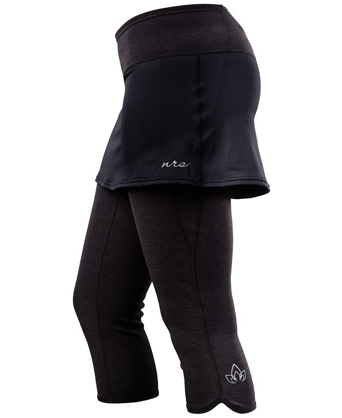 NRS - Women's HydroSkin 0.5 Skirted Capris from Eastern Mountain Sports