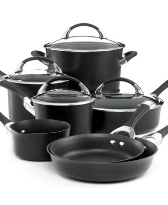 Circulon Symmetry 11 Piece Cookware Set