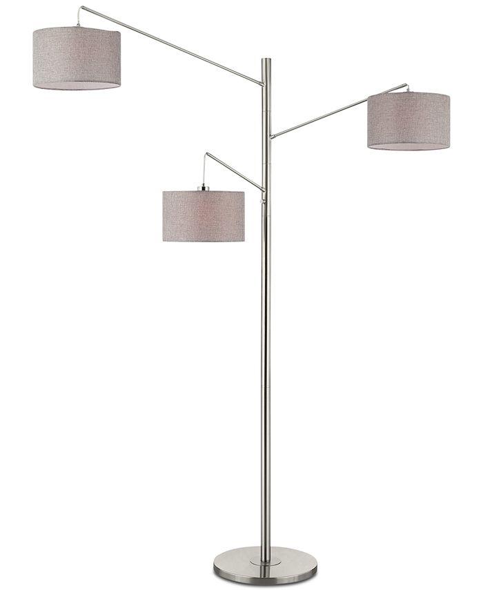 Lite Source - Sloane 3-Light Floor Lamp