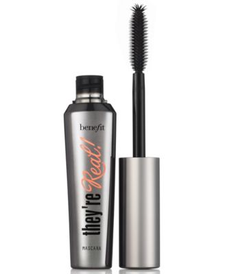 Image of Benefit Cosmetics they're real! lengthening mascara