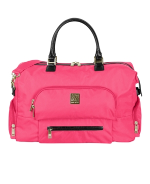 "Anne Klein Duffel, 19"" Jetsetter Carry On"