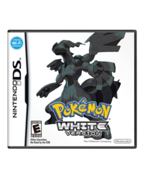 Nintendo 3DS Video Game, Pokemon White Version