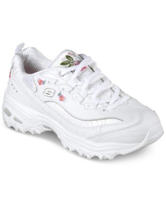 Bright Blossoms Walking Sneakers from