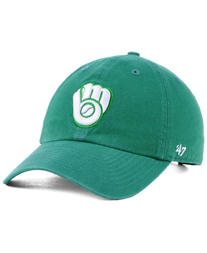 '47 Brand - Kelly White Clean Up Cap
