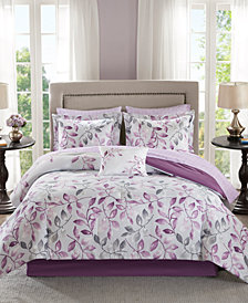Madison Park Essentials Lafael 7-Pc. Twin Comforter Set