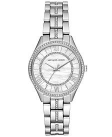 Michael Kors Women's Mini Lauryn Stainless Steel Bracelet Watch 33mm