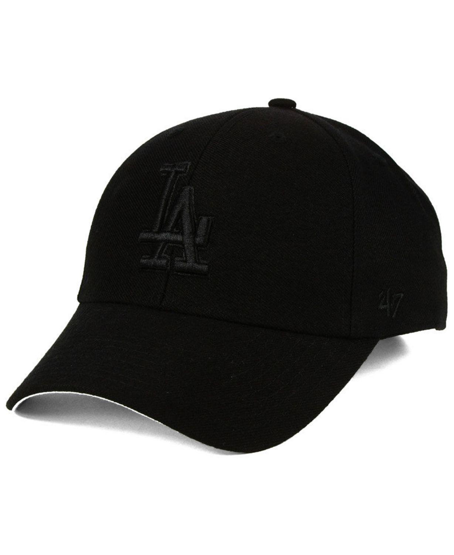 '47 Brand Los Angeles Dodgers Black Series MVP Cap & Reviews - Sports Fan Shop By Lids - Men - Macy's