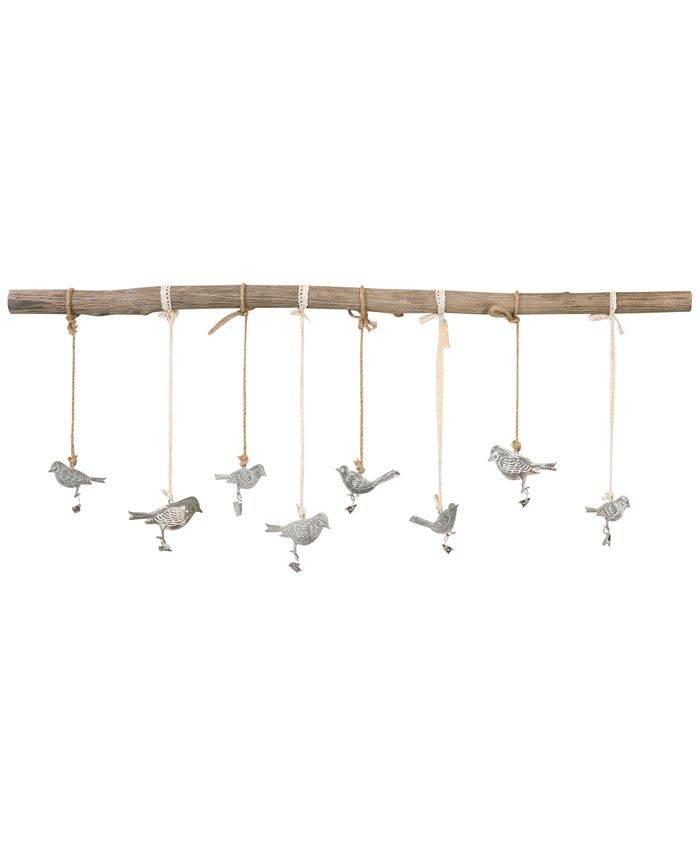 Uttermost - Birds on a Branch Wall Art