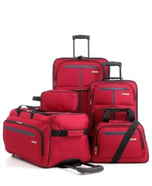 Tag Fairfield II 5 Piece Luggage Set