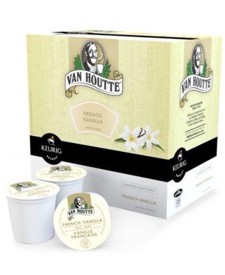 Keurig 40-53778 K-Cup Portion Packs, Van Houtte French Vanilla