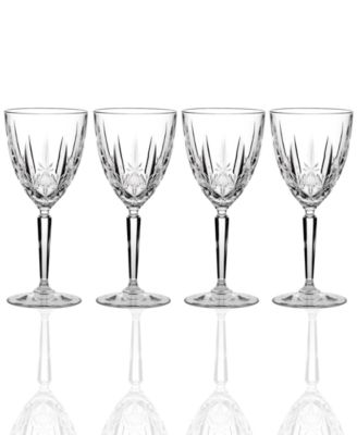 Marquis by Waterford Goblets, Set of 4 Sparkle