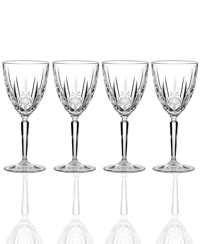 Marquis by Waterford - Set of 4 Sparkle Goblets
