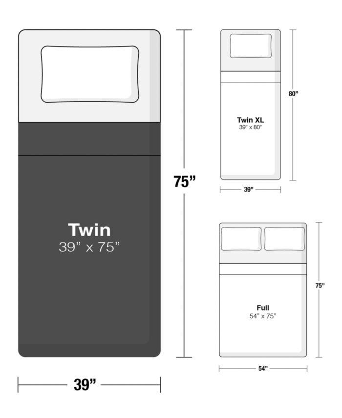 """Beautyrest BRS900-C-TSS 16.5"""" Medium Firm Pillow Top Mattress - Twin, Created for Macy's & Reviews - Mattresses - Macy's"""