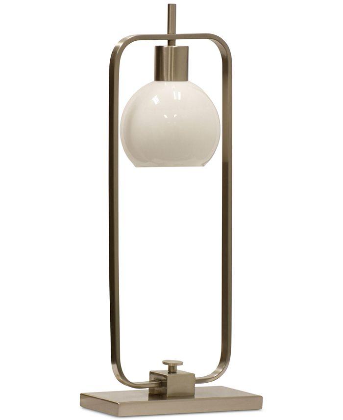 Harp & Finial - Crosby Table Lamp