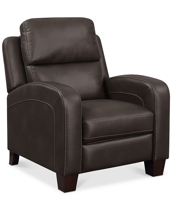 MorriSofa Carrine Recliner, Quick Ship