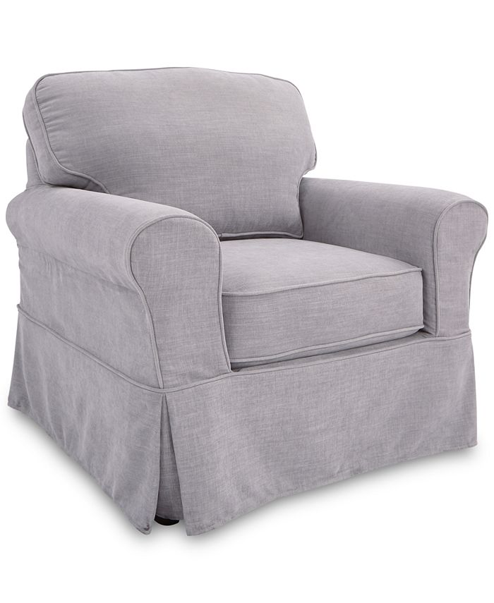 Office Star - Brandee Accent Chair, Quick Ship