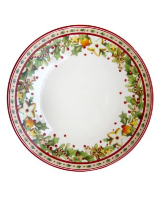 Villeroy & Boch Winter Bakery Salad Plate