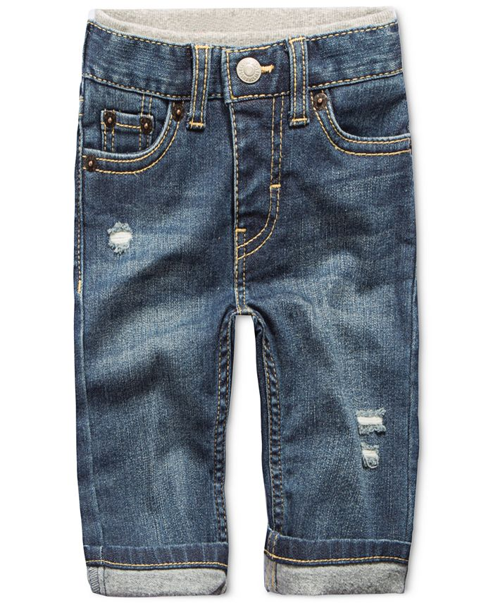 Levi's - Baby Boys Pull-On Pants