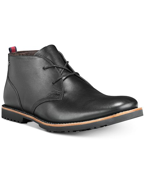 Óxido Problema Fiel  Timberland Men's Richdale Leather Chukka Boots, Created for Macy's &  Reviews - All Men's Shoes - Men - Macy's