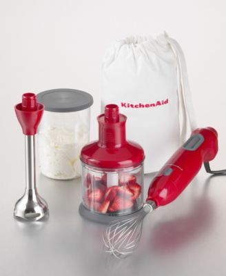 KitchenAid® Immersion Hand Blender with Chopper