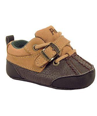 Ralph Lauren Baby Shoes Baby Boys Duck Boot Kids Macy s