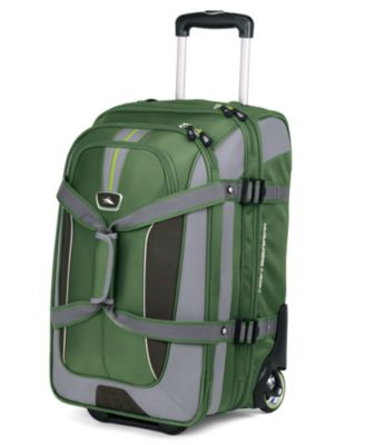 """CLOSEOUT! High Sierra AT-6 26"""" Carry On Expandable Rolling Duffel and Backpack"""