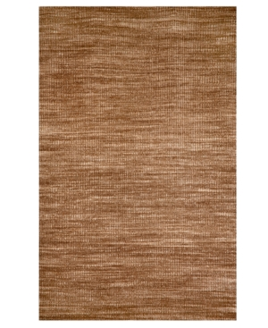 "Liora Manne Area Rug, Corsica 7750/34 Brown 27"" x 8'"
