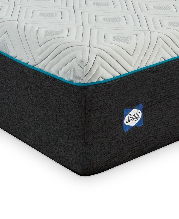 Sealy - to Go 12'' Memory Foam Mattress - Twin, Quick Ship, Mattress in a Box