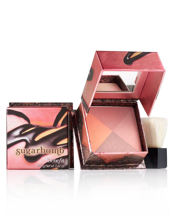 Benefit Cosmetics - sugarbomb box o' powder blush