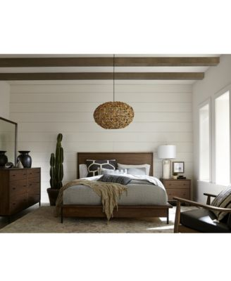 Oslo Queen Bed, Created for Macy's