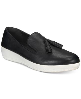 tassel slip on shoes