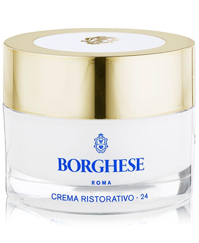 Borghese - Crema Ristorativo-24 Continuous Hydration Moisturizer, 1 oz