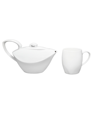 Dansk Serveware, Classic Fjord Tea Set for One